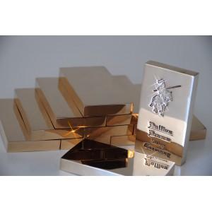 500 gramm Bronzebarren