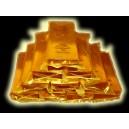 5000 gramm Kupferbarren