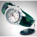 FIREFOX Aluminiumuhr Militär grün FFA01-311-01c