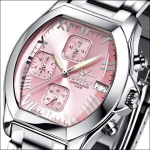 FIREFOX Damenuhr Chronograph NEBUKADNEZAR FFS175-190 sunray rosa