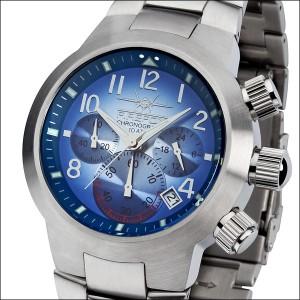 FIREFOX THE ROCK Chronograph FFS90-103 blau