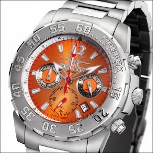 FIREFOX TRAVELER Chronograph FFS30-107 orange