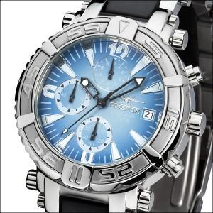 FIREFOX EXTREME Chronograph FFS09-103 blau/weiß