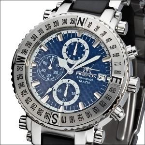 FIREFOX XTREME Chronograph FFS10-103 blau