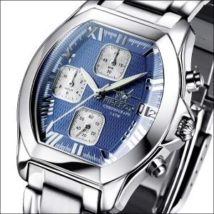 FIREFOX Damen Chronograph NEBUKADNEZAR FFS175-103b blau