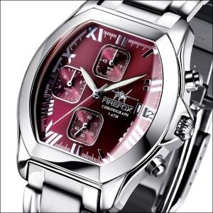 FIREFOX Damen Chronograph NEBUKADNEZAR FFS175-105 rot