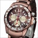 FIREFOX Aluminium Chronograph Braun FFA01-205