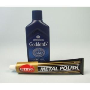Hand Polier Kit