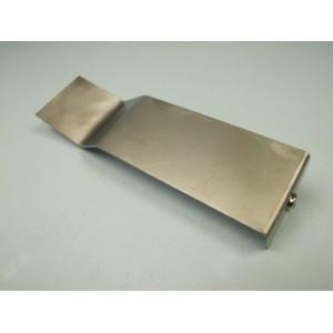 Flache Platinelektrode