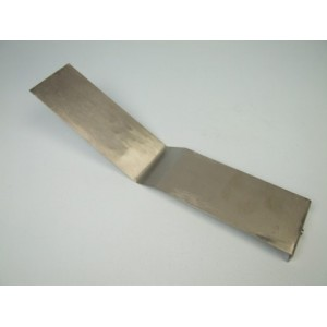 Extra Große Flache Platinelektrode