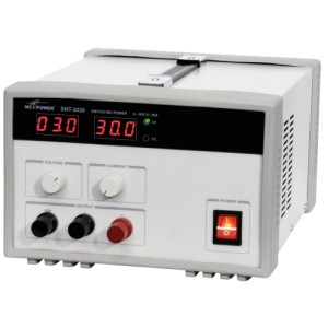Labornetzgerät regelbar 0-30V/0-30A, 900W