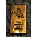 250 g Kupferbarren 999 copper kupfer